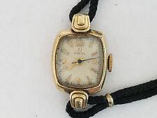 Vintage Omega 14k Gold filled Wristwatch - 2057