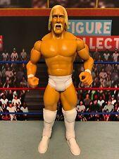 WWE Wrestling Jakks Classic Superstars Hulk Hogan Figure Custom Rattle Noise