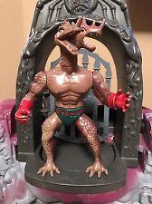 Vintage 1982 Remco Warrior Beasts Hydraz Dinosaur Action Figure MOTU KO