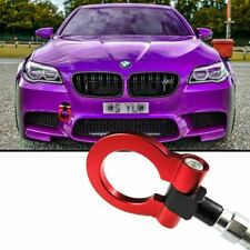 CNC Red Track Racing Style Tow Hook For BMW F30 F32 F10 3 4 5 Series X1 X3 X5 X6