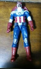 "Marvel Legends Captain America Sam Wilson 6"" Action Figure."