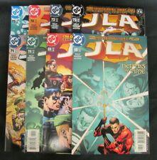 JLA Depths Of Times Run #68- 75 (2002/ 2003) DC Comics NM 9.0- 9.4 W446