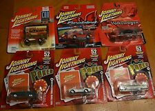 JOHNNY LIGHTNING DEAL BUY 5 GET 1 FREE: POKER, FIREBIRD, CORVETTE, VW, ELDORADO