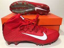 Nike Vapor Untouchable 2 CF Football Cleats Red Size 11