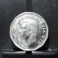 CIRCULATED (1751)-1951 5 CENT CANADIAN COIN (90317)1
