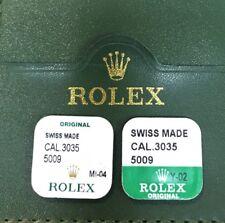 16014 16013 16800 Models Rolex Original Mainspring 3035 Caliber