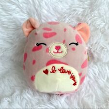NEW Squishmallow 5 Inch Lori Cheeta Plush Toy, Super Pillow Soft Plush