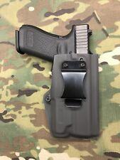 Armor Gray Kydex IWB Holster for Glock 19/23 Inforce APL Gen 3 Only