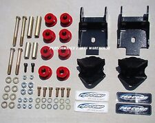 TRACTION BAR MOUNTING KIT 1980-2010 FORD F250 F350, 1983-97 RANGER