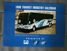 PPG METRO 1996 Transit Industry Calendar - English - 1 -