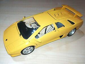 Bburago Lamborghini Diablo 1990 1:18, 1/18 Scale, Diecast Model, extremly clean