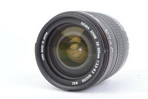 Sigma 28-300mm f/3.5-6.3 AF Macro Lens -READ - #S08850