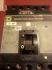 Square D FAL32050 50 AMP 480VAC 60HZ 3P