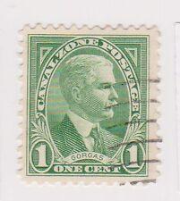 (CZ-23) 1928 Canal Zone 1c GEN GORGAS (K)