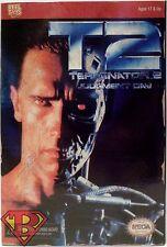 """T-800 Terminator 2 Classic 8-Bit Video Game Appearance 7"""" inch Figure Neca 2016"""