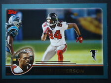 NFL 198 Shawn Jefferson Atlanta Falcons Topps 2003