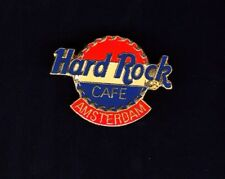 Hard Rock Cafe 1.5 inch Round Pin Amsterdam