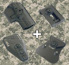 IMI Defense - Walther PPQ Combo Roto Holster Interchangeable Attachment Kit