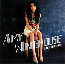 Amy Winehouse / Back to Black *NEW* CD (UK Edition w/ bonus track!)