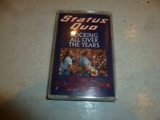 STATUS QUO - Rocking All Over The Years - 1990 UK 11-track Cassette