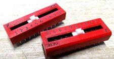 Interruptores DIP y SIP