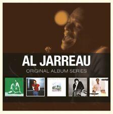 AL JARREAU ORIGINAL SERIES 5 CD BOXJAZZ SOUL MUSIC NEW
