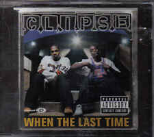 Clipse-When The Last Time cd maxi single incl video