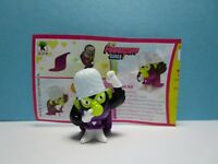 Auswahl Einzelfiguren The Powerpuff Girls + BPZ (D) 100% Original Code unbenutzt