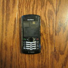 Blackberry Pearl 8100 - Front Case and Back Cover only s