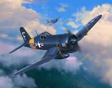 Revell 1/72 Vought F4U-4 Corsair # 03955