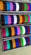 2*6 - 4 diff. boxes of bangles for Silk thread jewelry making,Thread