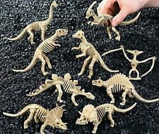 Confezione di 12-Plastica Dinosauro scheletri-grande partito Loot Bag Filler