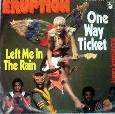 """7"""" 1979 PARTY KULT IN MINT- ! ERUPTION : One Way Ticket"""