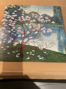 wentworth wooden jigsaw puzzle 500 pieces Perfect - Magnolias With Whimsys