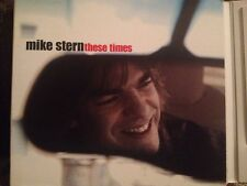 These Times by Mike Stern (Guitar) (CD, Jan-2004, Esc Records)