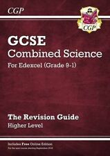 New Grade 9-1 GCSE Combined Science: Edexcel Revision Guide wit... 9781782945741