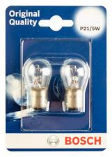 2x Bosch Stop / Tail Light Bulbs For Ford Fiesta MK6 MK7 O/E SPEC
