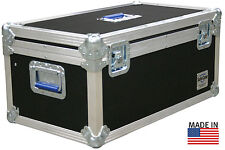 Ata Case for Divided by 13 Jrt 9/15 Hinged Lid Trunk Style Road Case