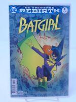 BATGIRL #1 REBIRTH  DC UNIVERSE  VF/NM CB291