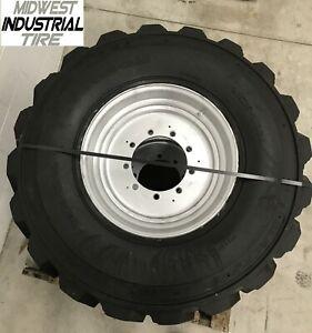 15-19.5 Used Air Take-Off OTR Blackstone 14 PLY TIRE, JLG 600S,600SJ,660SJ