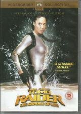 Lara Croft Tomb Raider: The Cradle of Life [DVD] [2003]  sealed