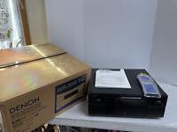 Denon AVR-3805 7.1 Channel Surround Receiver Amp w/ remote Box Manual Bundle