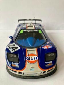 1/18 McLaren F1 GTR Gulf LM - UT Models Diecast