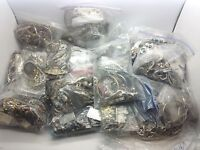 A 50 GRAM WHOLESALE LOT RESELL STERLING SILVER 925 JEWELRY ALL WEARABLE NO SCRAP