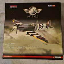 Corgi Limited edition Supermarine Spitfire MKIX Wing Co. Jack Charles AA31932