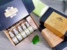 McAniis Natural Beard & Mustache Growth Oil Collection Set 5 Sensational Aroma