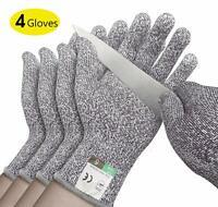 Cut Resistant Glove Protection Gloves Kitchen Safety Gloves Metal Mesh