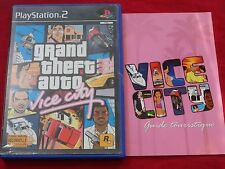 PS2 PS3 GRAND THEFT AUTO VICE CITY PLAYSTATION 2 GTA VICE CITY PS2