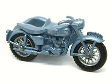 Matchbox Lesney No.4c Triumph T110 Motorcycle And Side Car