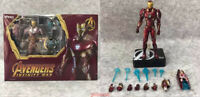 MK50 Deluxe Edition SHF Marvel Avengers Infinity War Iron Man MK50 Action Figure